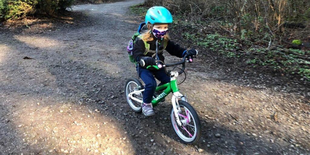 Transition from Balance Bike to Pedal Bike