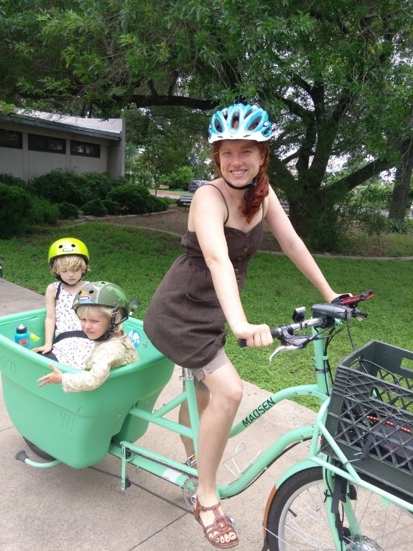family cargo bike